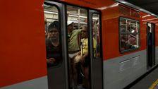 Νέα Διαρροή: Τα Ανθρώπινα Κατούρημα Κατηγορηθεί Για Την Κυλιόμενη Σκάλα Αναλύσεις Του Στην Πόλη Του Μεξικού Μετρό