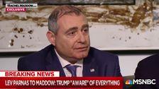 Lev Parnas, Sagt Trump Wusste, Dass Alles, Was In Der Ukraine Skandal