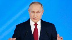 종신 권력 추진? 푸틴이 내각제로의 개헌을