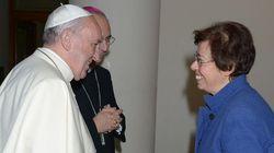 프란치스코 교황이 국무원에 첫 여성 차관을