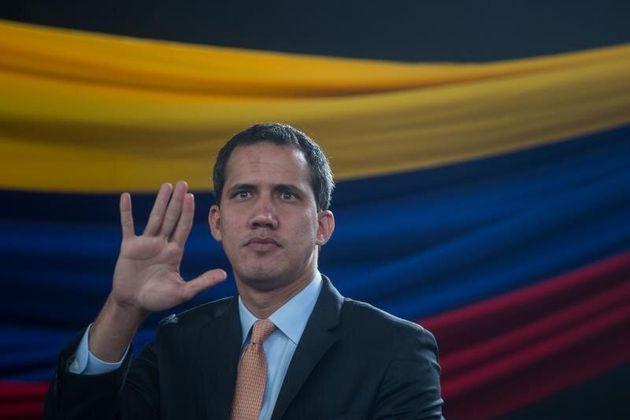 El líder opositor venezolano Juan