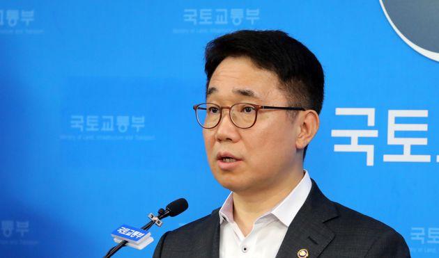 (자료사진) 박선호 국토교통부