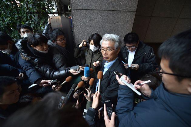 Junichiro Hironaka et l'ensemble de son cabinet ont annoncé qu'ils se retiraient du dossier Carlos...