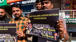 Jeff Bezos In India: What Happened To Planned Protests Against