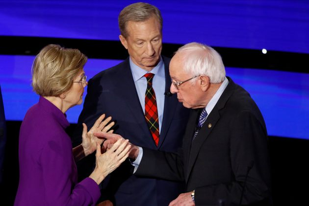 Now We Know What Sanders And Warren Said During That Post-Debate Exchange