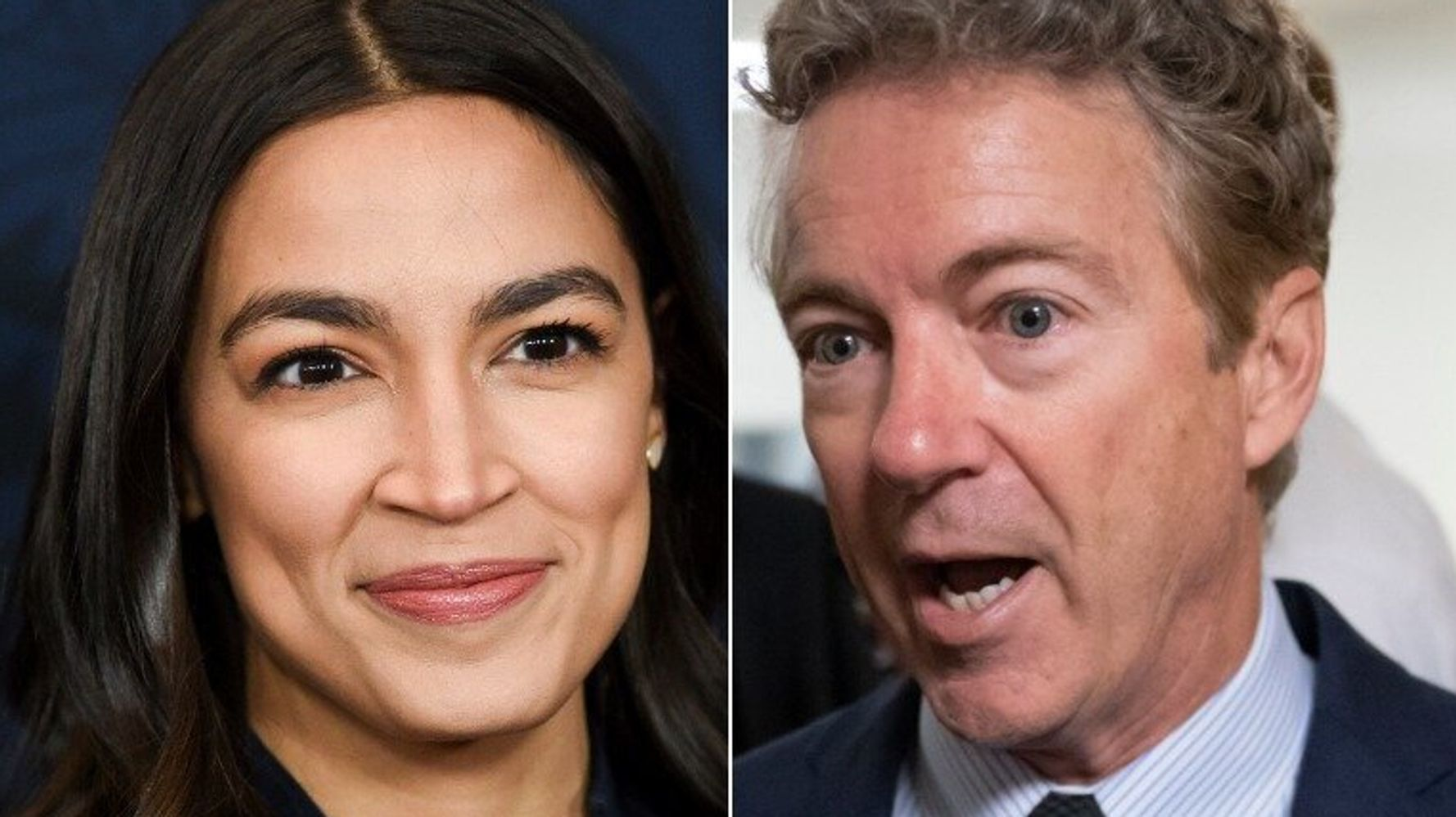 Westlake Legal Group 5e201bf822000056004729f9 Alexandria Ocasio-Cortez Rips Rand Paul Over GOP's 'Spaceballs' Climate Agenda