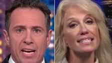 Chris Cuomo Explains Why He Keeps Letting Kellyanne Conway Spin Lies On His Show