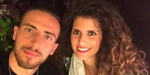 Francesca Bronzi e il fidanzato