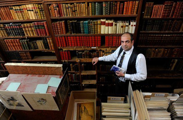 Βιβλιοπωλείο δεν είχε πουλήσει ούτε ένα βιβλίο μέχρι που ο συγγραφέας Νιλ Γκέιμαν έκανε ένα