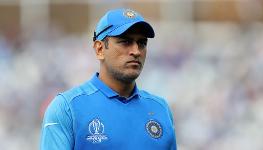 Twitter Reacts After BCCI Drops Dhoni From Central Contracts