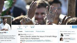 Rahul Gandhi Is On Twitter (Except He Isn't). People Aren't