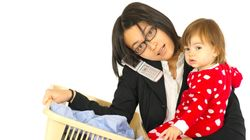4 Tough Problems That Every Working Mother