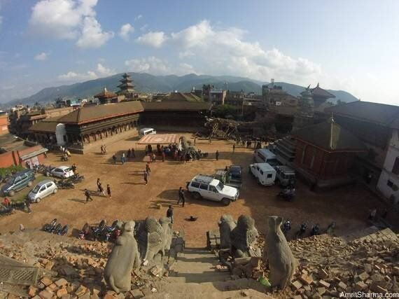 Dust To Dust: Bhaktapur After The