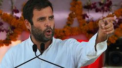NDA Govt Has Killed The Land Bill, Says Rahul Gandhi In