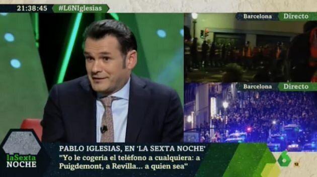 Iñaki López resumen con una imagen muy compartida la última noticia sobre los derechos de las mujeres...
