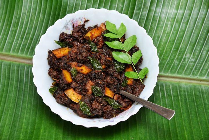 Kerala Tourism's beef fry photo