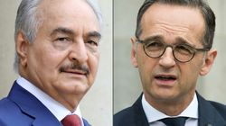 Γερμανός ΥΠΕΞ: Ο Χάφταρ στηρίζει την εκεχειρία στη