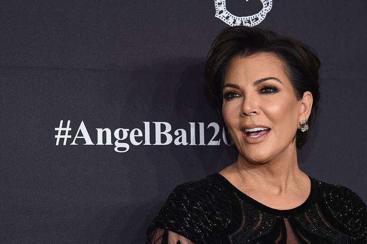 Kris Jenner, madre del clan Kardashian-Jenner.