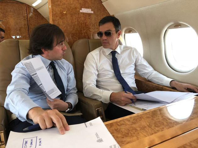 El consejero diplomático de Sánchez, José Manuel Albares, será el nuevo embajador en