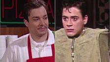 Ο ρόμπερτ Ντάουνι Τζούνιορ Και τον Τζίμι Φάλον να Μοιραστούν Τις Χειρότερες Ακυκλοφόρητη 'SNL' Σκίτσα