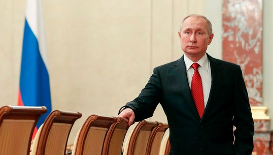 What Putin's 'Out Of Character' Abrupt Power Move Actually