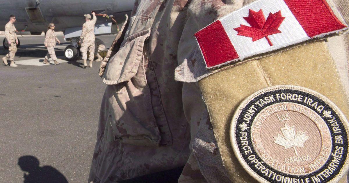 作戦がイランの恐怖で中断された後、カナダ軍はイラクに戻る