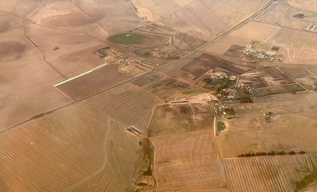 À la pointe sud de l'Afrique, la sécheresse de plus en plus violente fait planer la menace...