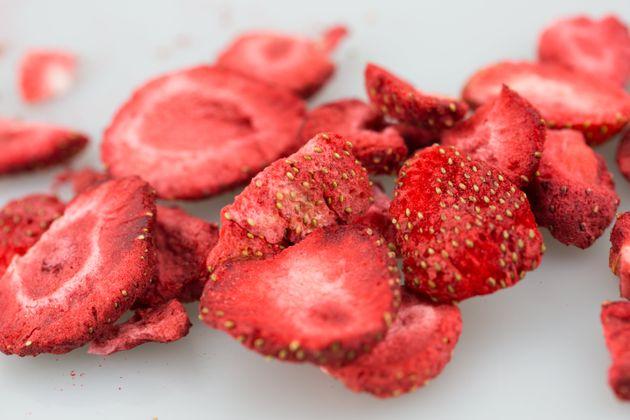 Φρούτα αποξηραμένα στην