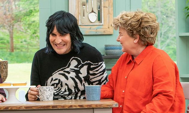 Noel Fielding Speaks Out After Great British Bake Off Co-Host Sandi Toksvig Quits Show