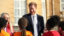 Prince Harry Steps Out For First Public Appearance Since Royal