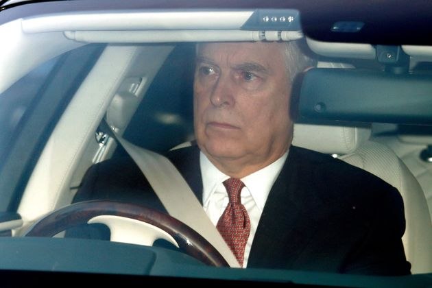 Now Prince Andrew Faces Losing His Armed Police Protection In Wake Of Epstein Scandal