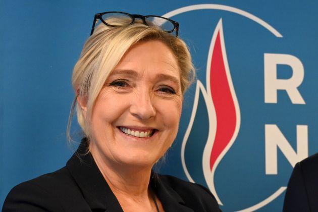 Marine Le Pen a annoncé lors de ses vœux à la presse jeudi qu'elle se lançait en campagne