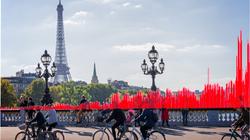 Le trafic RATP s'améliore, le nombre de vélos à Paris continue