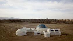 La NASA imagine des maisons en champignons pour aller sur Mars et la