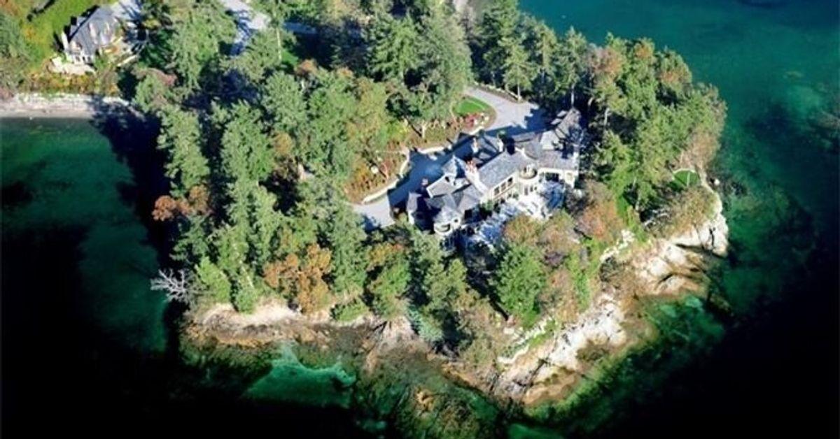 カナダのみ:B.C.の所有者を誰も知らない理由ロイヤルズが泊まった家