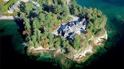Only In Canada: Why No One Knows Who Owns B.C. House Where Royals