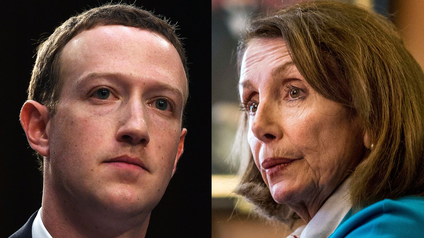 Westlake Legal Group 5e20a5ab24000051006c4269 Nancy Pelosi Lays Into 'Shameful' Facebook In Blistering Remarks
