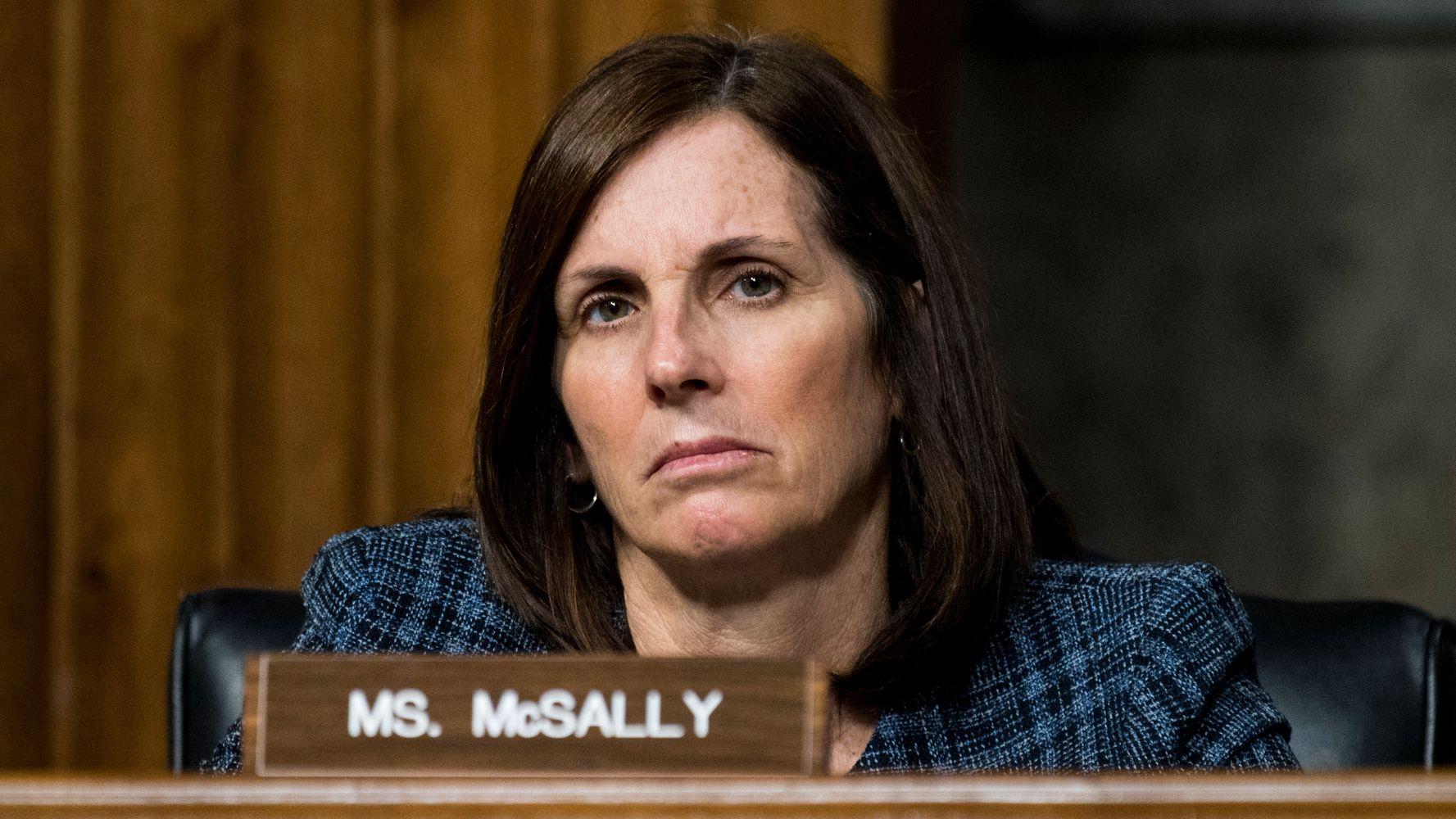 Westlake Legal Group 5e20ab1224000033006c426d GOP Senator Dodges Impeachment Questions, Calls Reporter A 'Liberal Hack'