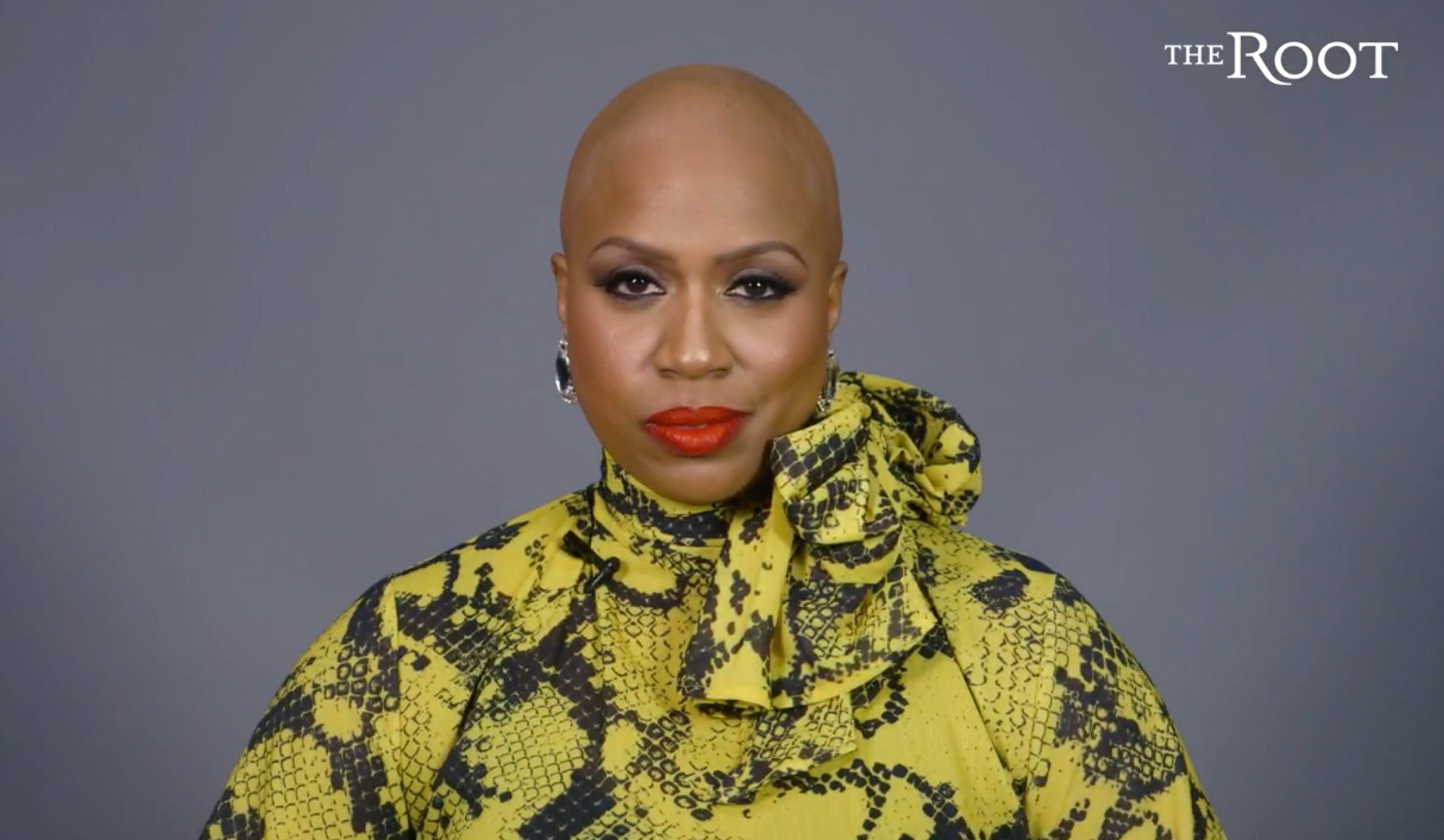 Ayanna Pressley Reveals She Has Alopecia ...