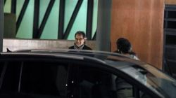 Jordi Cuixart sale de prisión en su primer permiso tras 822 días