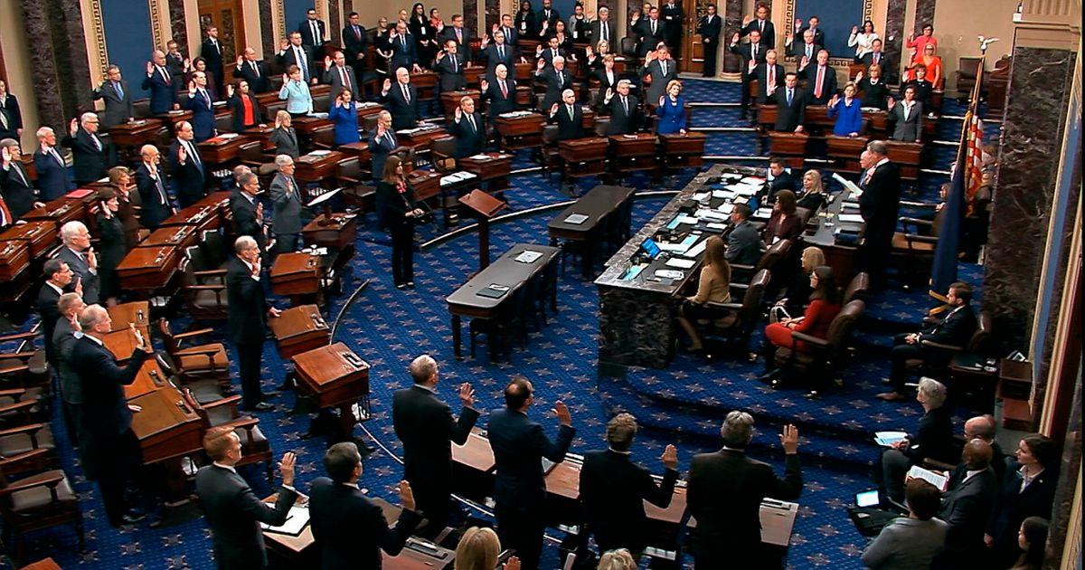 米国上院がトランプ弾peach裁判の前に新しいNAFTAを通過