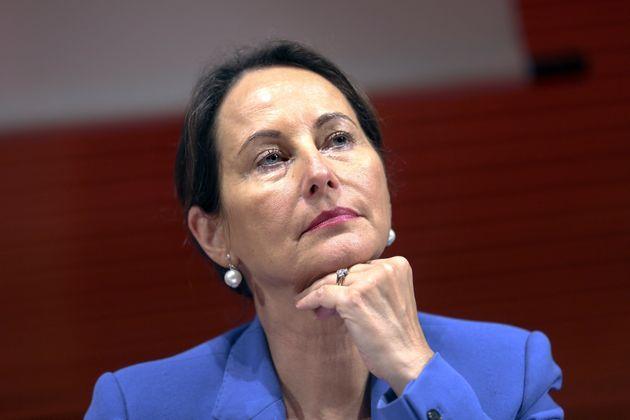 Ségolène Royal annonce avoir quitté son poste