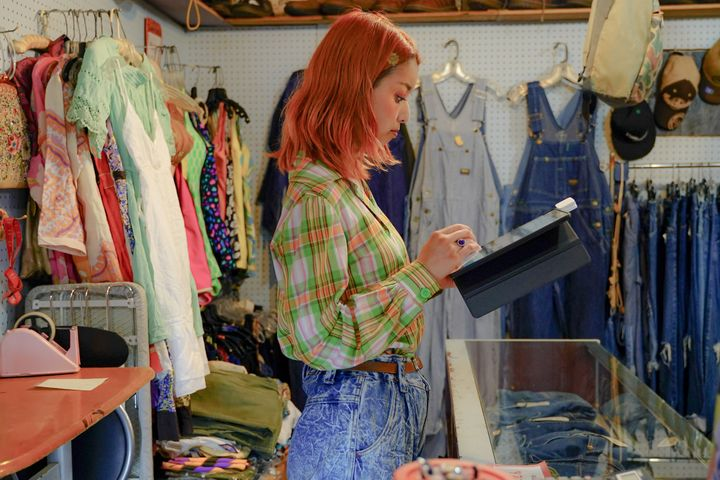 When you do need to shop, consider secondhand stores and online resale platforms.
