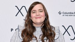Aidy Bryant Reveals Why She Couldn't Stop Laughing During 'SNL' Wardrobe