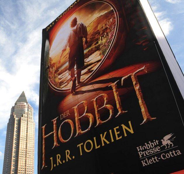 Christopher Tolkien, exécuteur littéraire de Tolkien, est