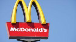 맥도날드가 치즈버거와 빅맥 세트등의 가격을