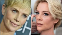 How Makeup Turned Charlize Theron Into Megyn Kelly In