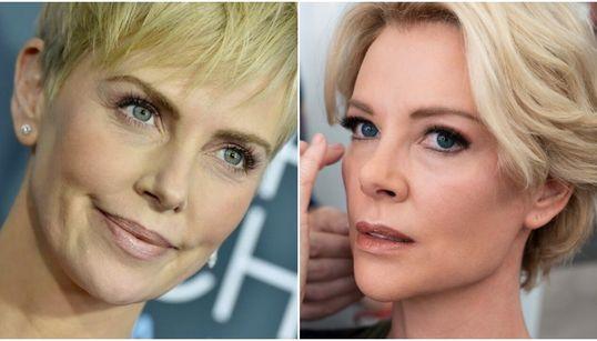 A transformação de Charlize Theron em 'O Escândalo' rendeu Oscar de Melhor