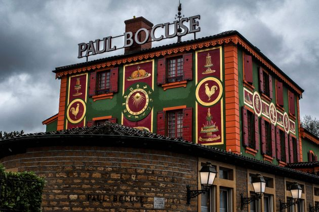 Le restaurant Paul Bocuse à Collonges-au-Mont-d'Or