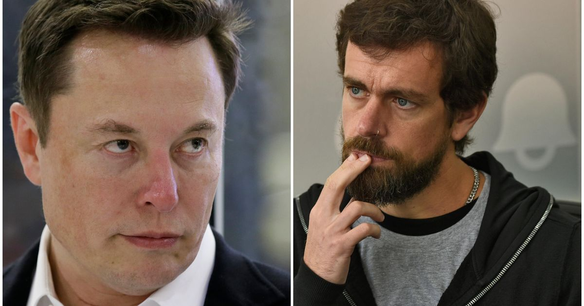 Jack Dorsey Asked His Favourite Twitter User Elon Musk For Help Huffpost India